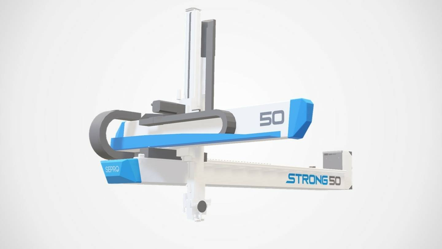 Strong 50 in 3D