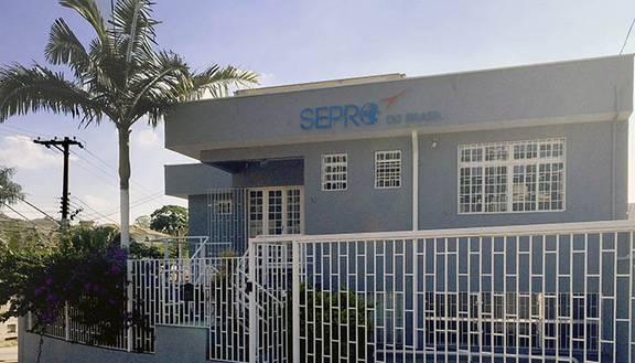 A Sepro está em todo lugar, perto de seus clientes!
